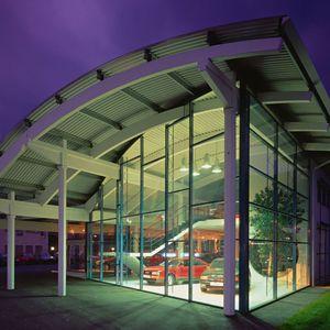 Porsche Interauto Verkaufscenter Innsbruck